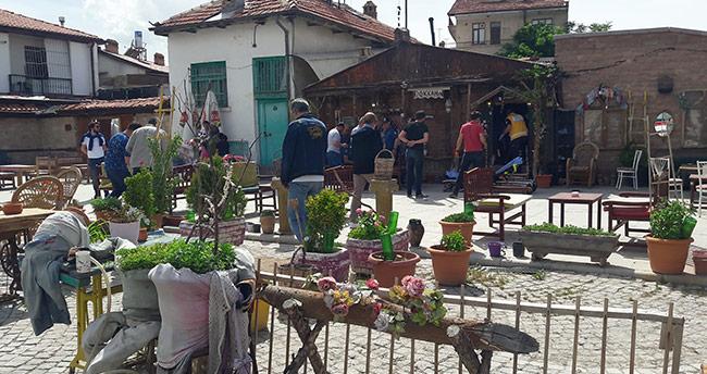Konya'da kafeye av tüfeğiyle ateş açıldı: 2 yaralı