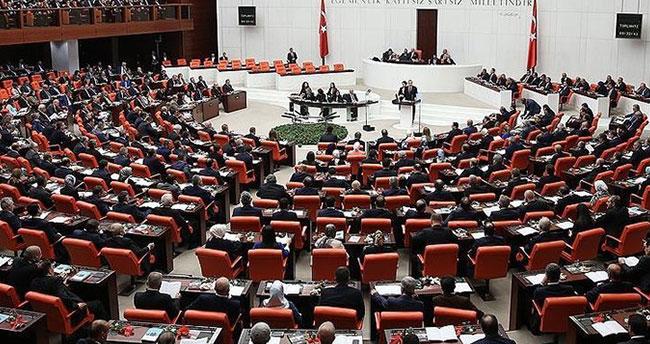 Yeni askerlik sistemi kanun teklifi Meclis'te
