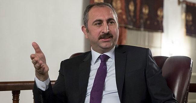 Adalet Bakanı'ndan süresiz nafaka ile ilgili flaş açıklama