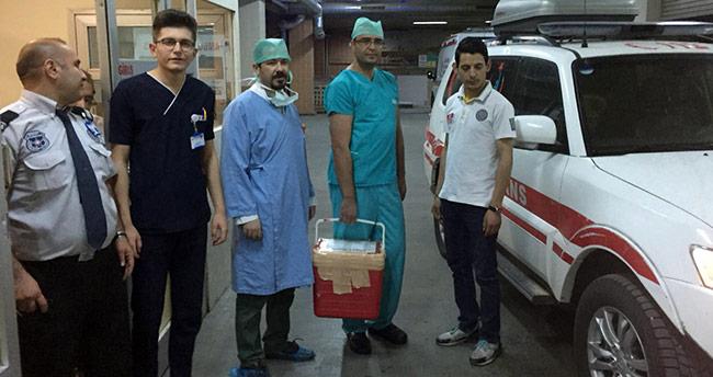Konya'da beyin ölümü gerçekleşti! Organları 5 hastaya umut oldu