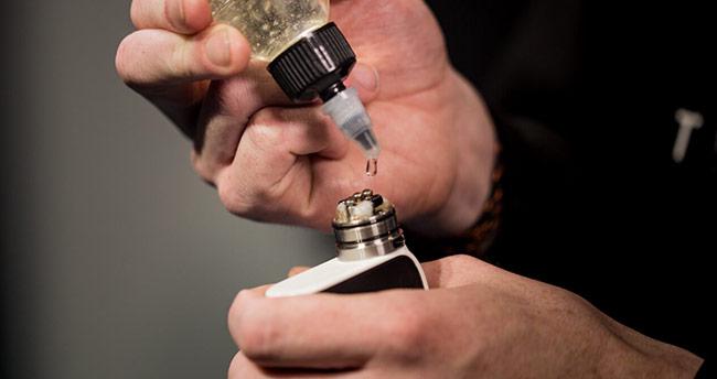 İlk araştırma: E-sigarada bu likitler öldürüyor