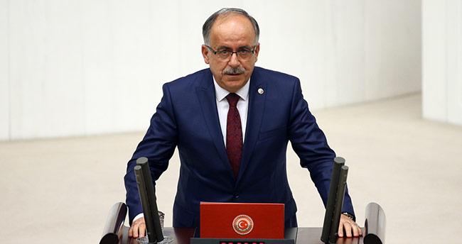 Milletvekili Kalaycı öldürülen başkan Öztoklu'yu gündeme getirdi