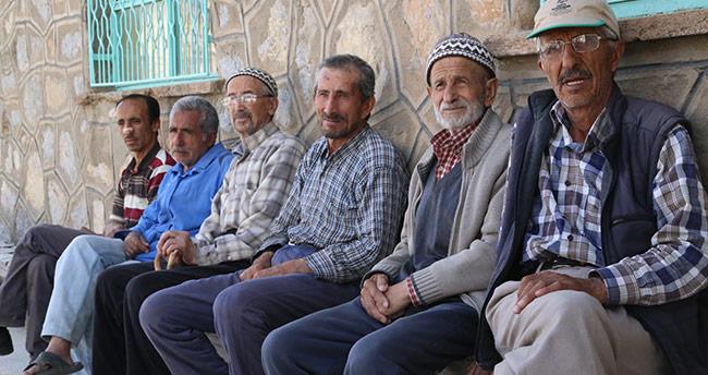 Konya'da bu mahallenin en genci 52 yaşında!