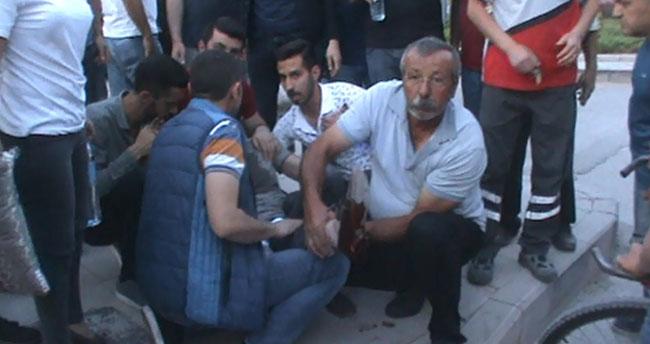 Konya'da bir kişi trafikte tartıştığı genci tabancayla yaraladı