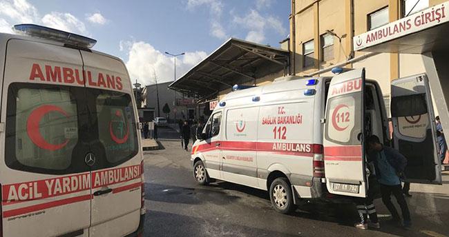 Gaziantep'te kavgaya müdahale ederken yaralanan polis şehit oldu