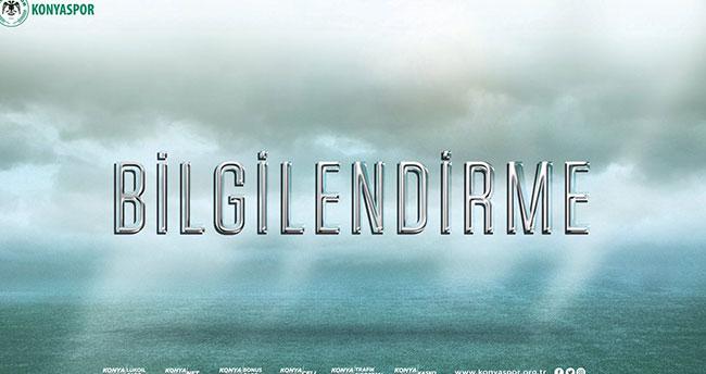 Konyaspor'dan İzlanda basınının iddialarına jet yanıt