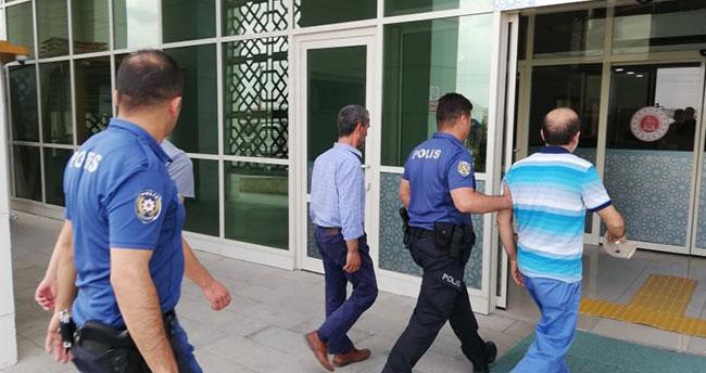 Konya'dan toplanıp Karaman'a adam dövmeye giden 15 kişiden 4'ü tutuklandı