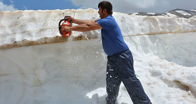Toroslar'ın karı geçim kaynağı oldu