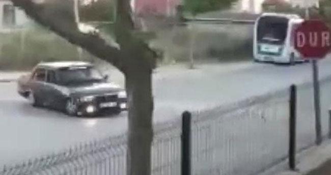 Konya'da 'drift' yapan 3 sürücünün ehliyetlerine el konuldu