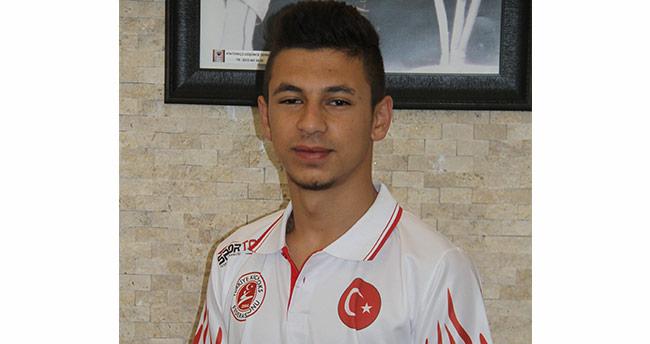 Konyalı milli sporcunun hedefi dünya kupasında birincilik