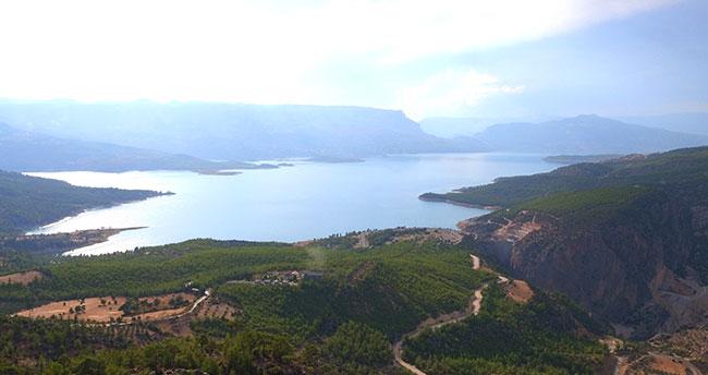 Ermenek Barajı'ndan ekonomiye 1,5 milyar lira katkı