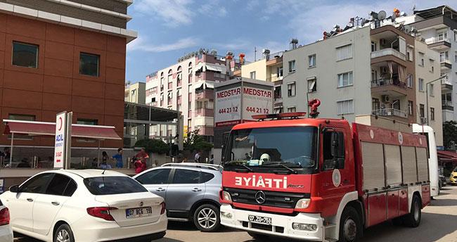 Antalya'da hastanede patlama: 1 ölü!
