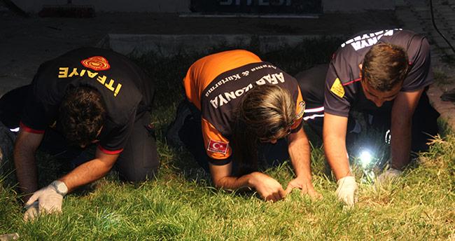 Konya'da çocuğun kopan parmağı 3 saat sonra bulundu