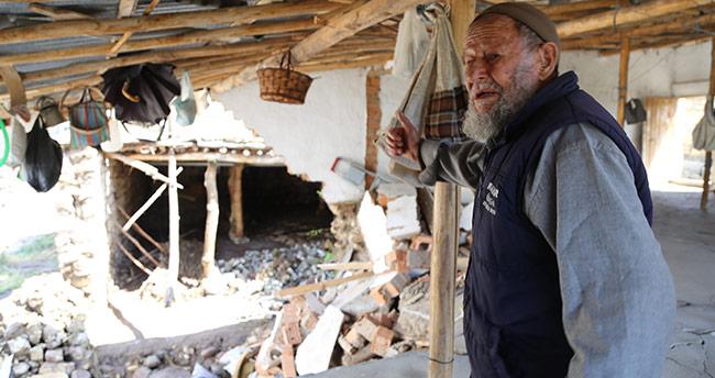 Konyalı Mehmet dedenin gözyaşları sel oldu