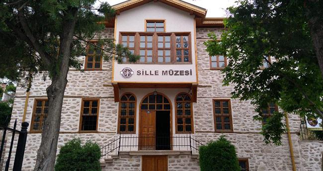 Tarihi Kentler Birliği'nden Sille Müzesi'ne ödül