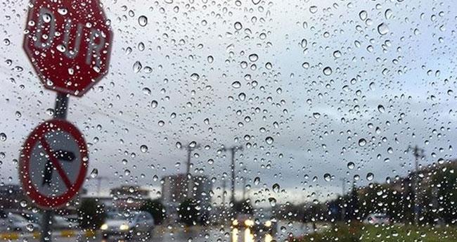 Meteorolojiden Konya için yağış uyarısı