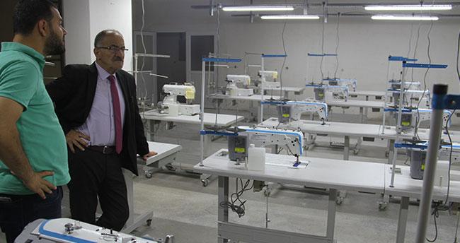 Beyşehir Belediyesi, tekstil sektörüne kalifiye eleman yetiştirecek