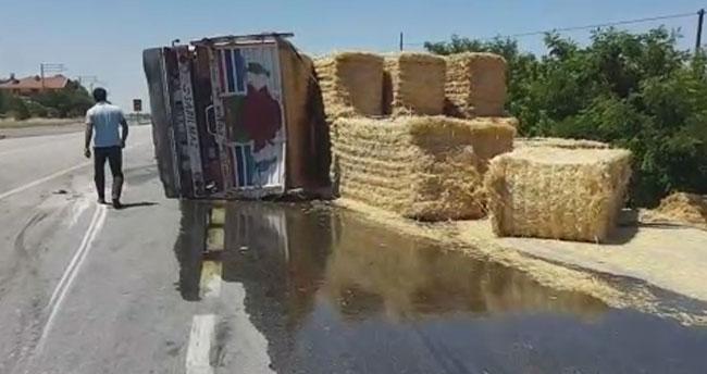 Afyonkarahisar-Konya karayolunda feci kaza: 4 ölü!