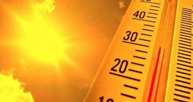 Meteoroloji uyardı: Sıcaklıklar 40 dereceyi aşacak