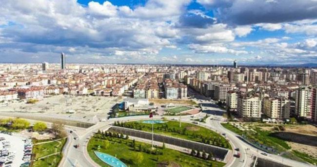 Konya'da yılın ilk 5 ayında ne kadar konut satıldı?