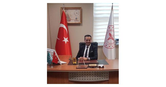 Konya Ağız ve Diş Sağlığı Hastanesi'ne Yaşar Avcıoğlu, müdür olarak atandı
