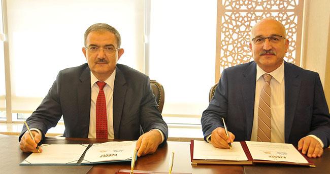 Kariyer Geliştirme Projesi için protokol imzalandı