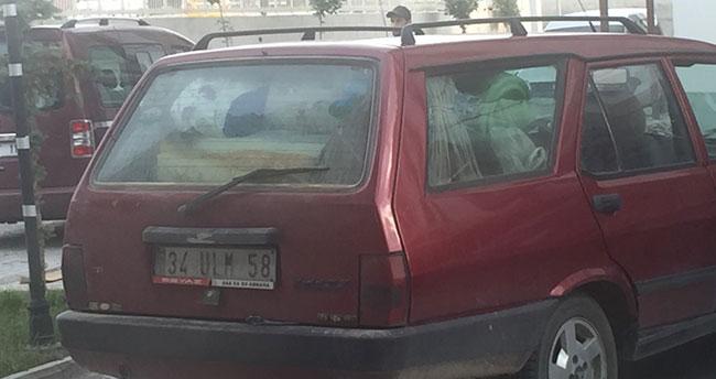 Konya'da babası ile tartışıp otomobilden atlayan genç yaralandı