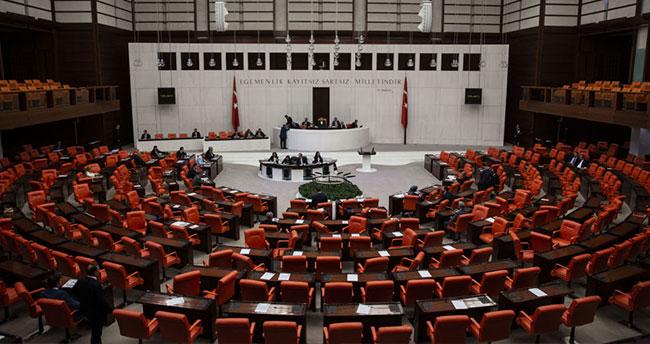 İYİ Parti'nin 'Osman Öcalan önergesi' AK Parti ve MHP oylarıyla reddedildi