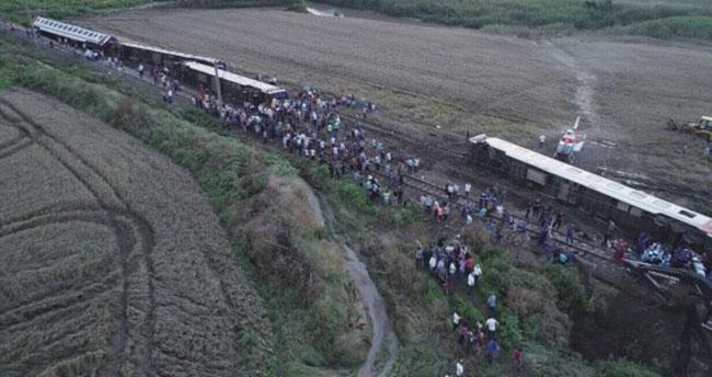 25 kişinin öldüğü tren kazasının davası başlayamadı