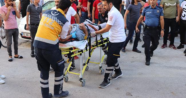 Karaman'da balkondan düşen kişi öldü