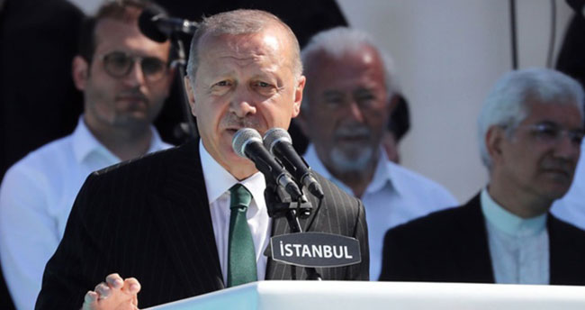 Erdoğan vekilleri uyardı: Paniğe kapılmayın