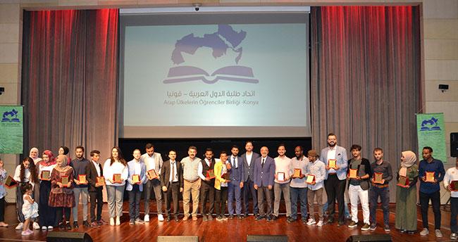 Uluslararası Öğrenciler Konya'ya veda etti
