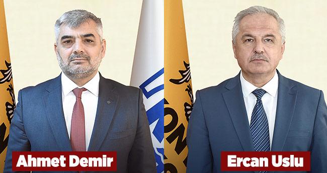 Konya Büyükşehir Belediyesi'nde Görev Değişimi