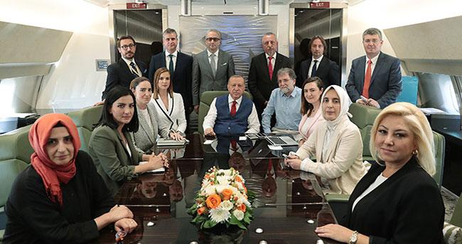 Erdoğan: '(Babacan, Davutoğlu, Gül) Bunlara kırgınlık olmayacak da kime olacak?'