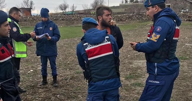 Konya'da menfezde yakalanan cinayet sanığı ilk kez hakim karşısına çıktı