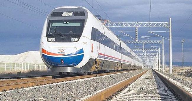 Yüksek Hızlı Tren hattının Konya sefer saatleri değişiyor