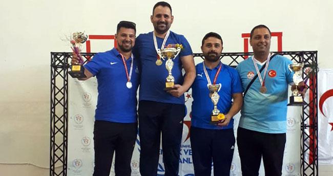 Konya Büyükşehir Belediyesporlu judoculardan büyük başarı