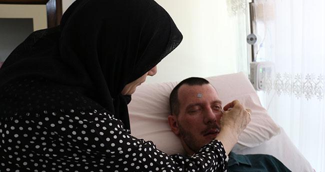Konya'da yaşandı! Yatağa mahkum eşini terk eden kadına nafaka bağlandı