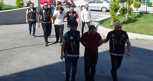 Karaman'daki uyuşturucu operasyonunda 5 tutuklama
