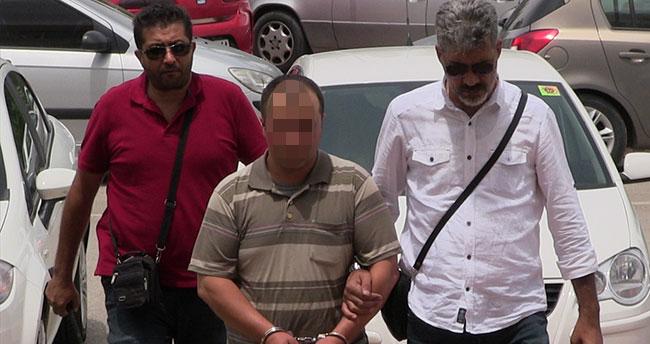 Konya'da annesini rehin alıp babasını vurduğu iddia edilen kişi tutuklandı