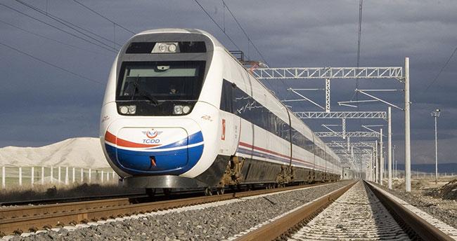Konya-Antalya YHT hattı ÇED Raporu onaylandı! Konya Antalya'ya hızlı trenle bağlanıyor