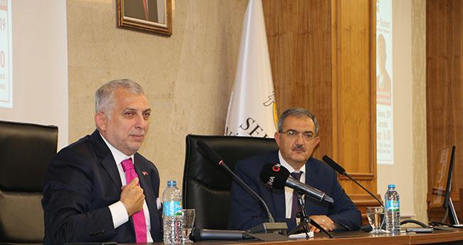 Metin Külünk, Konya'da 15 Temmuz'u anlattı