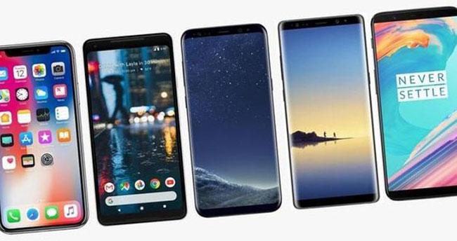 Akıllı telefonlarda yeni dönem!