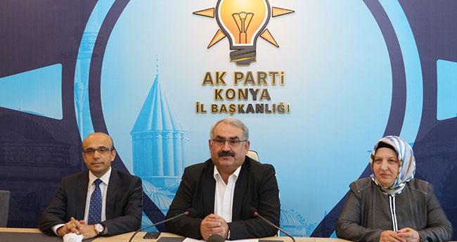 Konya Milletvekili Halil Etyemez gündemi değerlendirdi