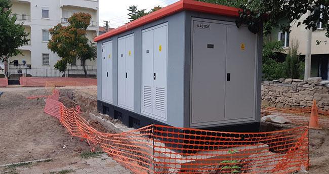 MEDAŞ kaliteli enerji için yatırımlarını sürdürüyor