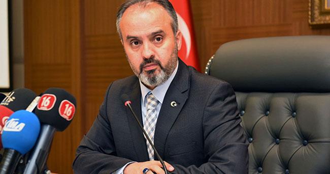 Bursa Büyükşehir Belediye Başkanı Alinur Aktaş belediye şirketlerinde kendini görevlendirdi