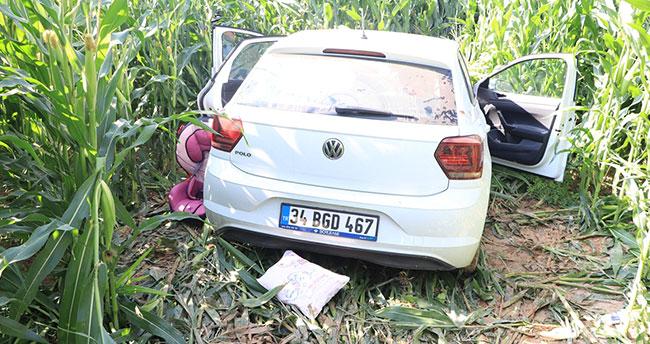 Karaman-Konya kara yolundaki kazada anne öldü, baba ve 2 çocuğu yaralandı