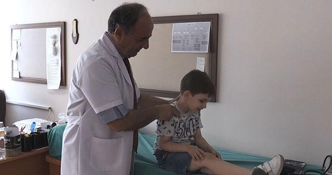 Selçuk'ta AMES hastalığına yeni tedavi umut oldu