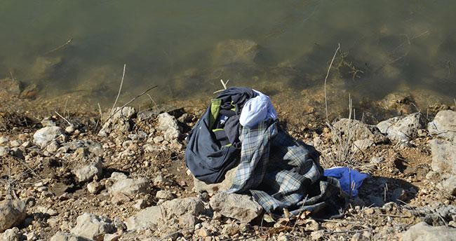 Karaman'da serinlemek için gölete giren genç boğuldu