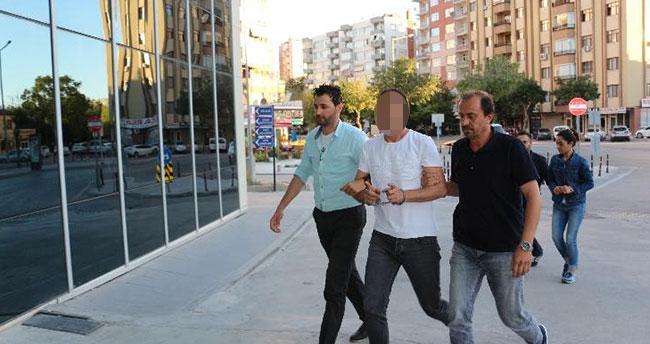 Konya'da esnaftan aldığı 30 kilogram altınla kayıplara karışan kuyumcu tutuklandı